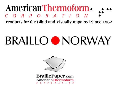 Braillo braille paper