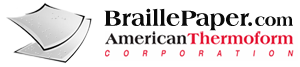 BraillePaper.com – By American Thermoform Corporation
