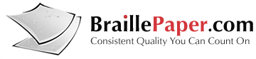 BraillePaper.com – By American Thermoform & Braillo